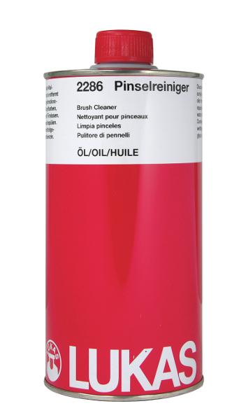 Akrylmedium Lukas BRUSH CLEANER 1 Liter