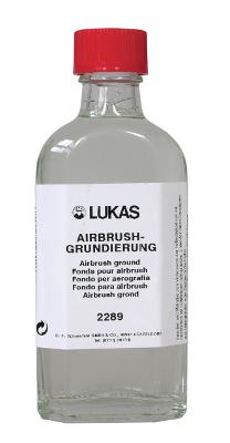 Akrylmedium Lukas Airbrushgrundering 125ml (3F) utgår