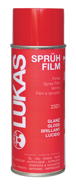 Fernissa Lukas  Spray blank 400ml (3F)