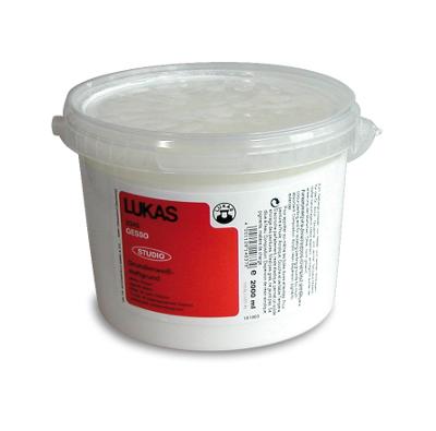 Akrylmedium Lukas STUDIO WHITE PRIMER 2 Liter