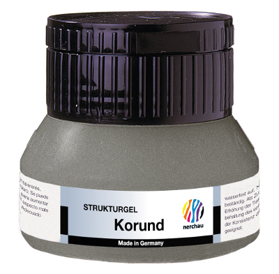 Strukturmedium Nerchau Structure Gel Corundum 250ml utgår