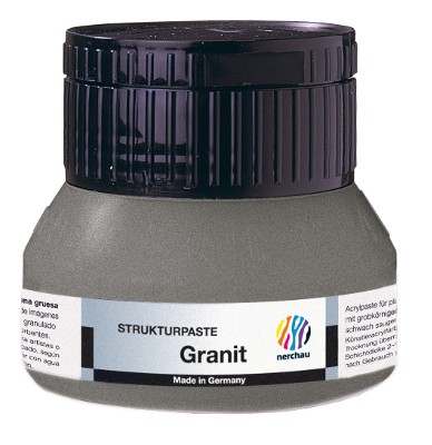 Strukturmedium Nerchau Structure Paste Granite 250ml utgår