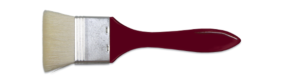 Gethårspensel Lukas 5474 50mm (3F) Utgår
