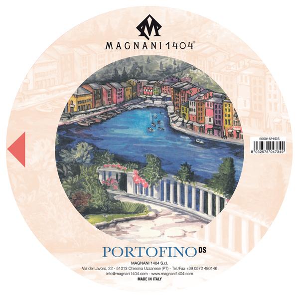 Akvarellblock Magnani 1404 Portofino DS 300g S Rund 16cm 20ark