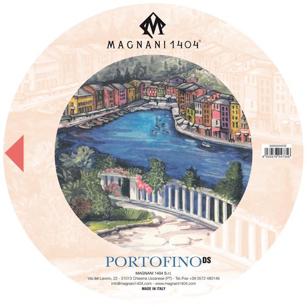 Akvarellblock Magnani 1404 Portofino DS 300g S Rund 32cm 20ark