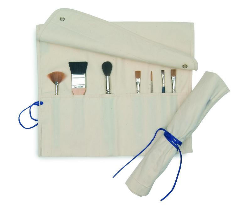 Penselförvaring Mapac Canvas Brush Roll