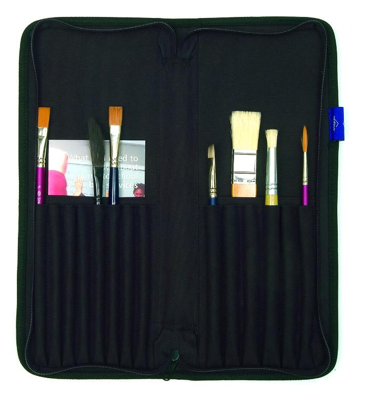 Penselförvaring Mapac Brush Case