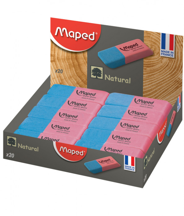 Suddigum *Maped Rader Duo-Gom Large, Display (20F)