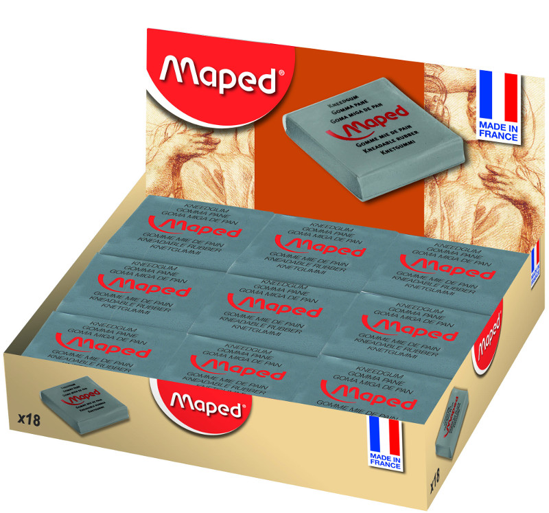 Suddigum Maped kneadable eraser  (18F)