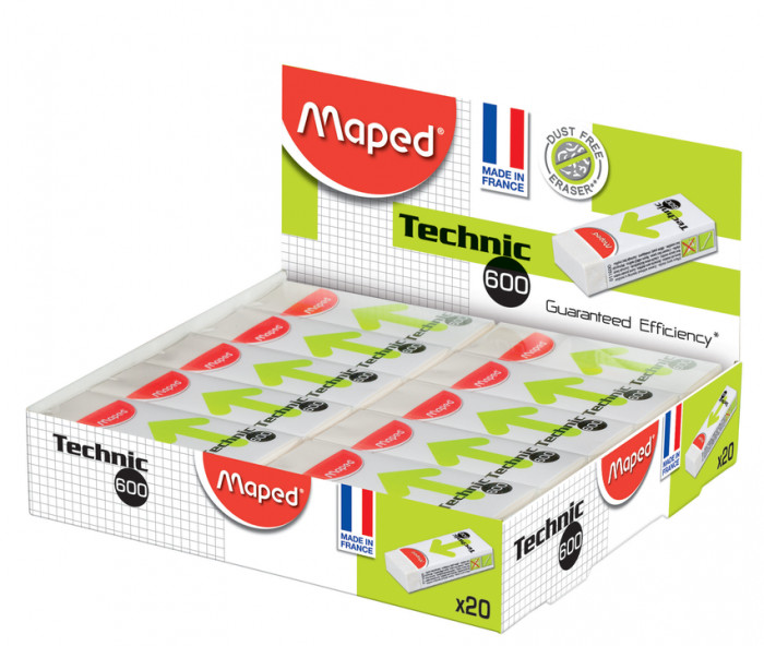 Suddigum *Maped Rader Technic 600, Display (20F)