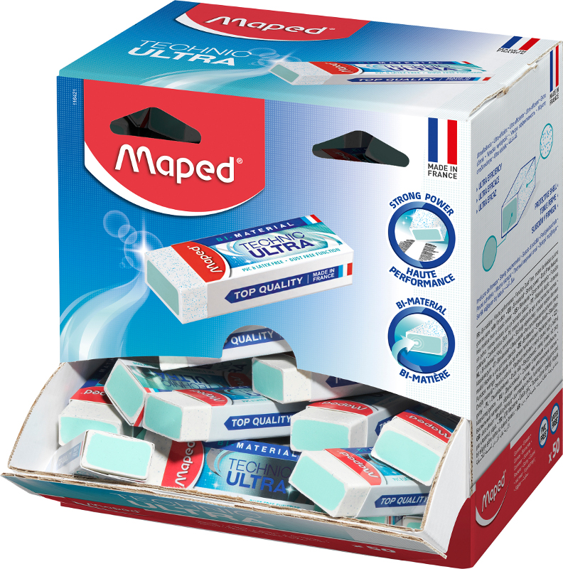 Suddigum Maped technic ultra inno eraser in (50F)