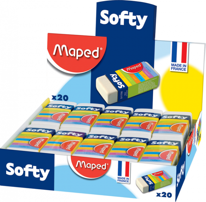 Suddigum Rader Softy, Display (20F)