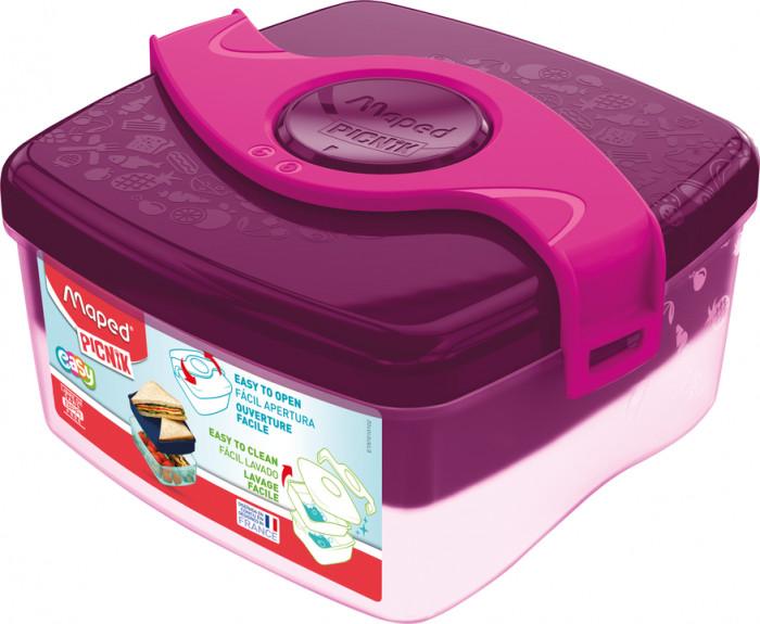 Förvaring Maped PicNik LUNCH BOX Pink (6F)