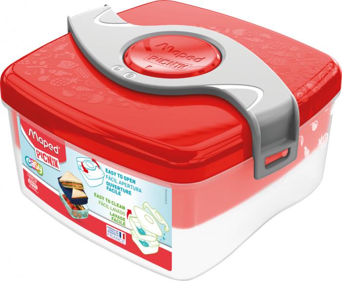 Förvaring Maped PicNik LUNCH BOX Red (6F)