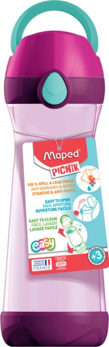 Förvaring Maped PicNik WATER BOTTLE 580ml Pink (6F)