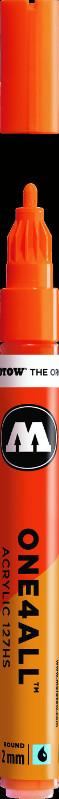 Akrylmarker Molotow 127HS 2mm DARE orange  085