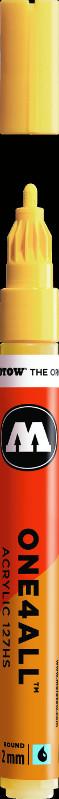 Akrylmarker Molotow 127HS 2mm vanilla pastel 115