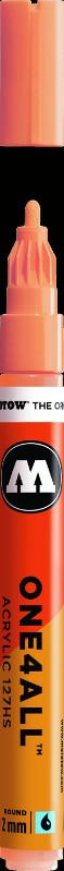 Akrylmarker Molotow 127HS 2mm peach pastel 117