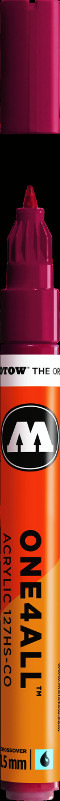 Akrylmarker Molotow 127HS-CO 1,5mm burgundy  086