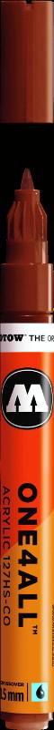 Akrylmarker Molotow 127HS-CO 1,5mm hazelnut brown 092