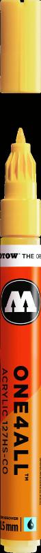Akrylmarker Molotow 127HS-CO 1,5mm vanilla pastel 115