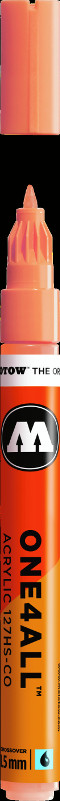 Akrylmarker Molotow 127HS-CO 1,5mm peach pastel 117