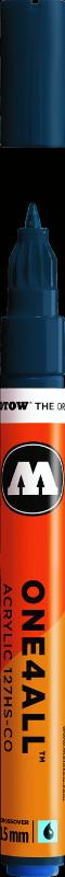 Akrylmarker Molotow 127HS-CO 1,5mm petrol  027