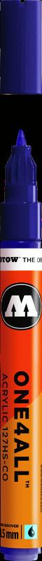 Akrylmarker Molotow 127HS-CO 1,5mm violet dark  043