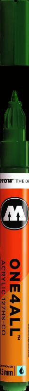 Akrylmarker Molotow 127HS-CO 1,5mm future green  145