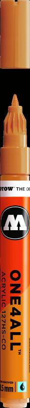 Akrylmarker Molotow 127HS-CO 1,5mm ocher brown light 208