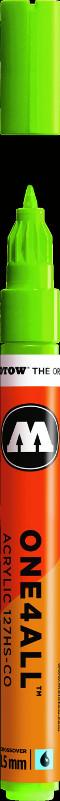 Akrylmarker Molotow 127HS-CO 1,5mm grashopper  221