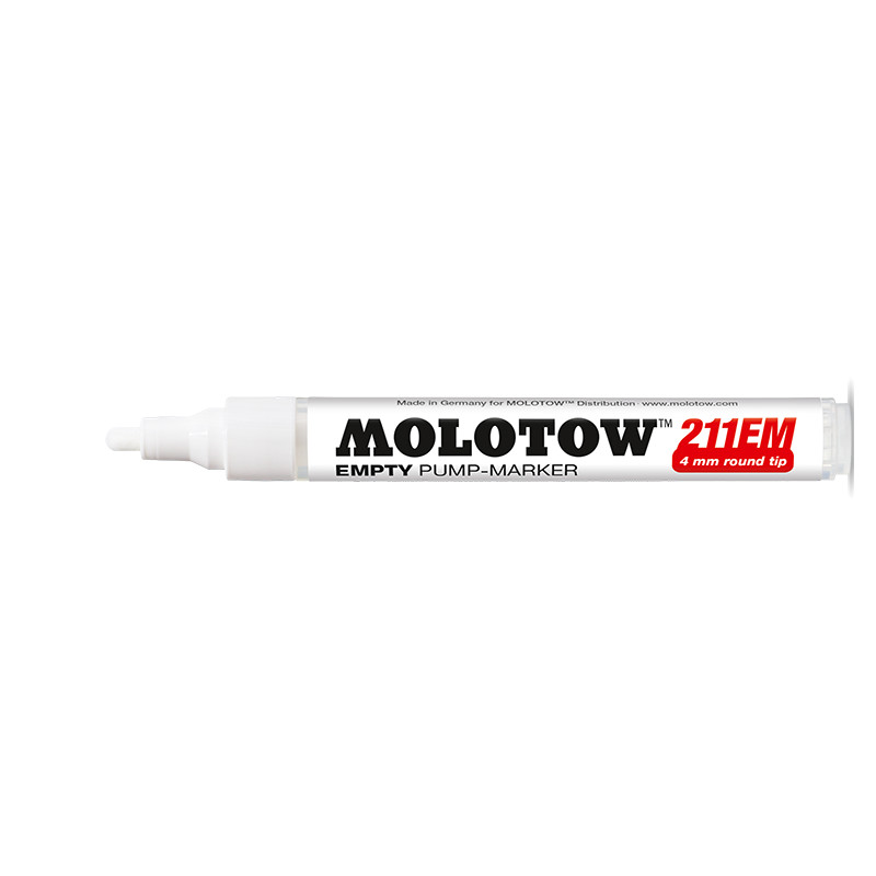 Penna Tom Molotow ONE4ALL 211EM Empty 4mm