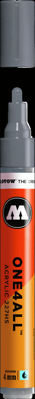 Akrylmarker Molotow 227HS 4mm cool grey pastel 203