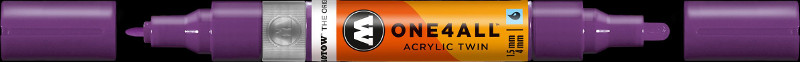 Akrylmarker Molotow 1,5 + 4mm currant 042
