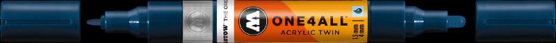 Akrylmarker Molotow 1,5 + 4mm petrol  027