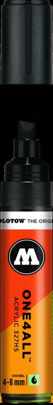 Akrylmarker Molotow 327HS 4-8mm signal black 180