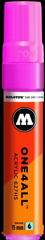 Akrylmarker Molotow 627HS 15mm neonpink 200