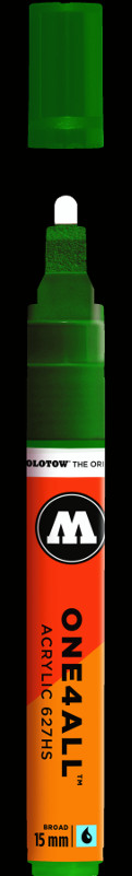 Akrylmarker Molotow 627HS 15mm Mr. Green 096