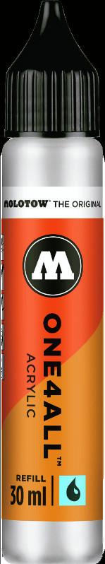 Flaska Tom Molotow ONE4ALL 30ml empty mixing bottle