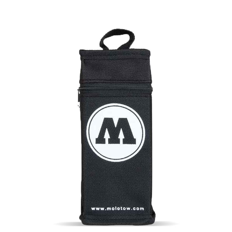 Molotow Marker Portable Bag för 12 pennor