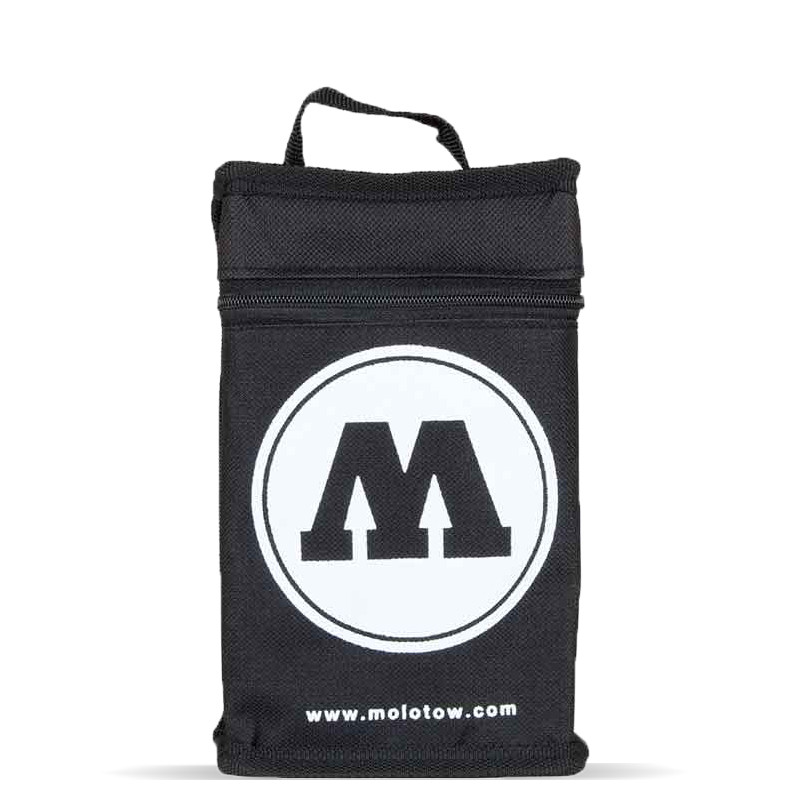 Molotow Marker Portable Bag för 24 pennor