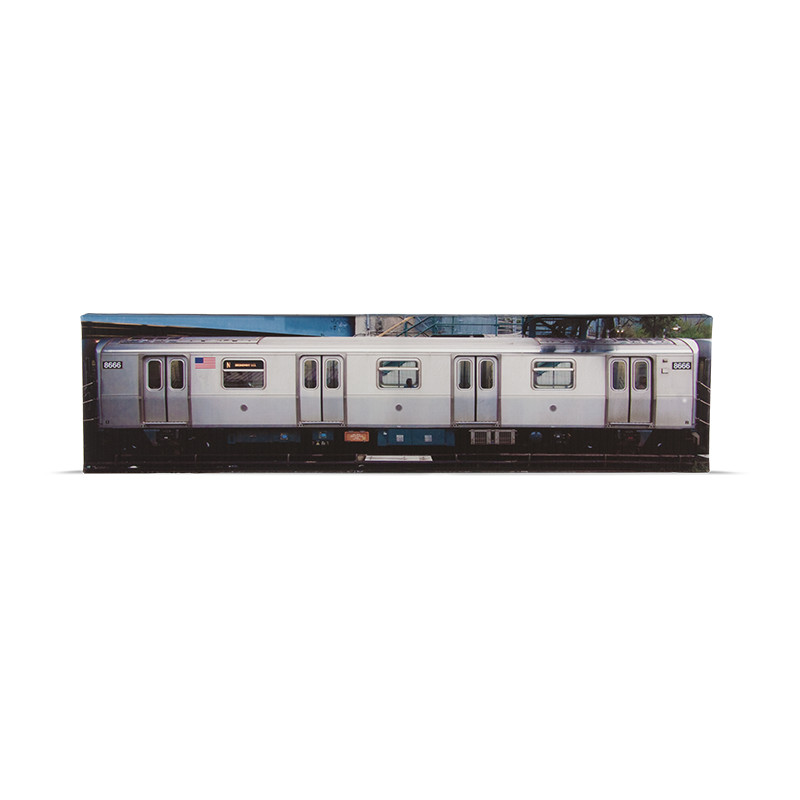 Molotow Train Canvas 60x15x3,5cm utgår