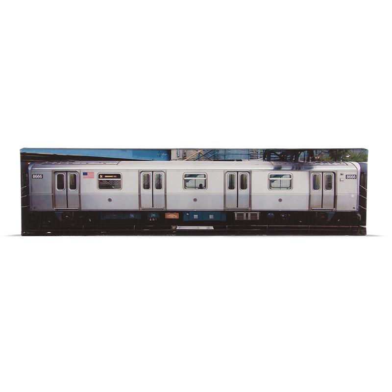 Molotow Train Canvas 115x15x3,5cm utgår