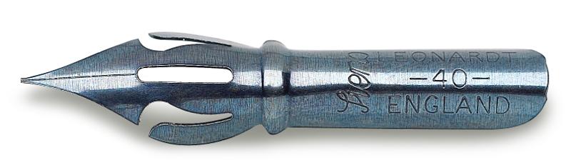 Kalligrafistift Manuscript Copperplate Shorthand Nib (24F) DP40BL
