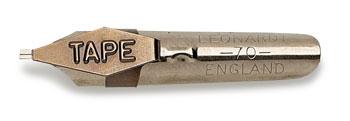 Kalligrafistift Manuscript  Ornam. Tape 1mm (24F) DP70BBR24