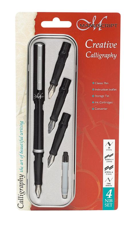 Kalligrafiset Manuscript Creative Set MC1105