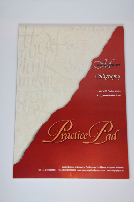 Kalligrafiblock Manuscript Practice Pad  (5F) MC302