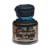 Kalligrafibläck Manuscript Black (6F) MSH420BLA