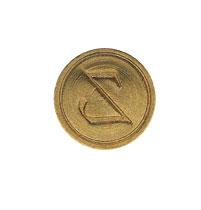 Sigill Manuscript Mini Initial Seals Z MSH721Z utgår