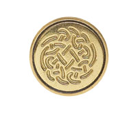 Sigillset med vax. Manuscript Celtic Rose (5F) MSH725CEL utgår
